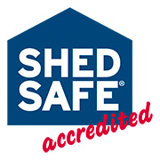 Shedsafe Accredited